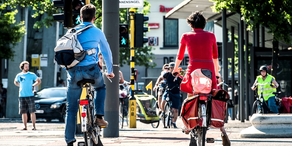 fietsen bereikbaarheid antwerpen ecohuis