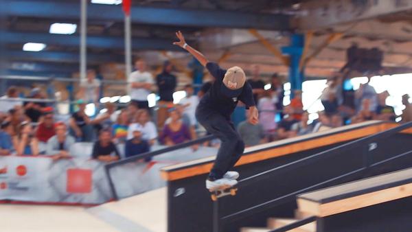 Belgisch Kampioenschap skateboarden