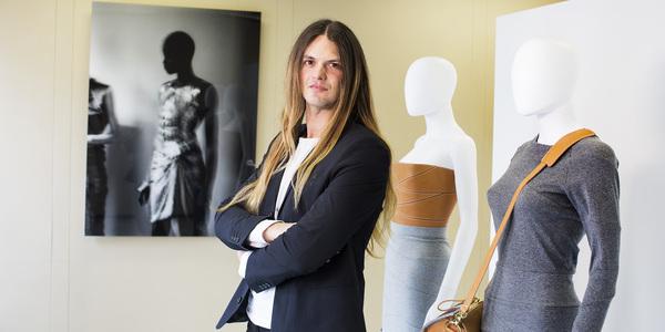 Modeontwerper Wim Bruynooghe