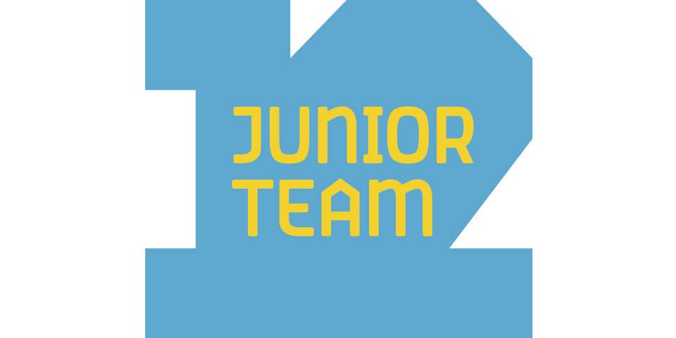 Logo van het Merksemse Junior Team
