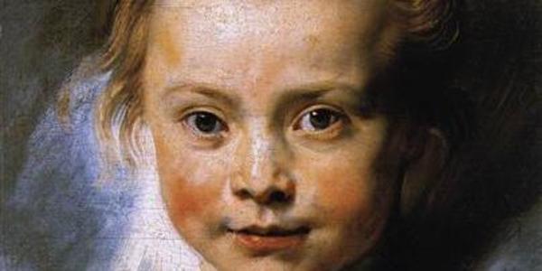 fragment schilderij