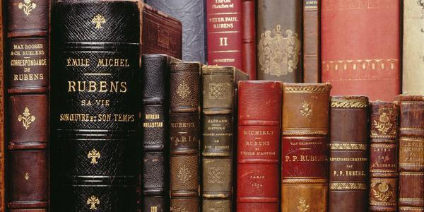 Een greep uit de rijke bibliotheek van het Rubenianum