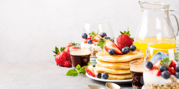 een ontbijt