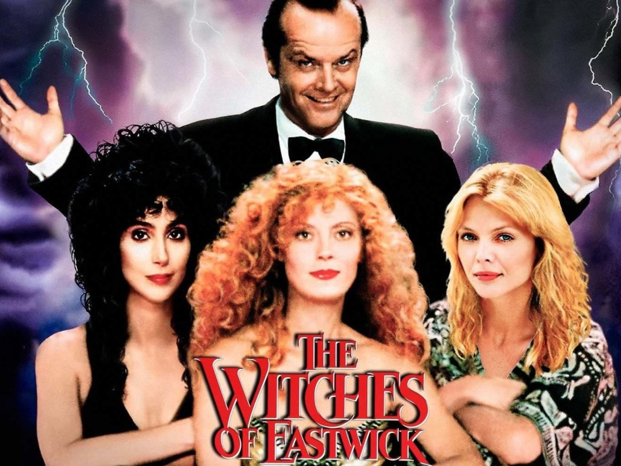 Coverfoto The Witches of Eastwick