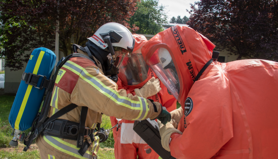 oefening brandweer antwerpen