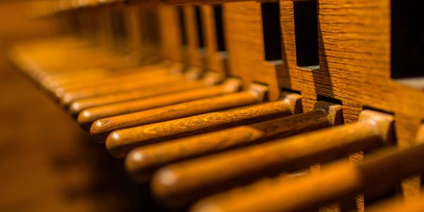 klavier van de beiaard