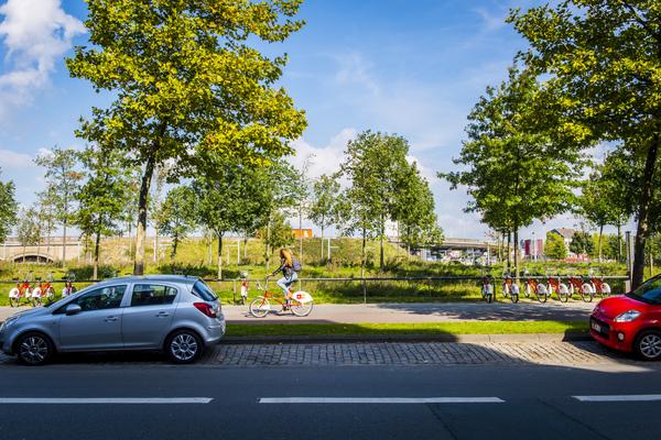 Parkeren in Antwerpen