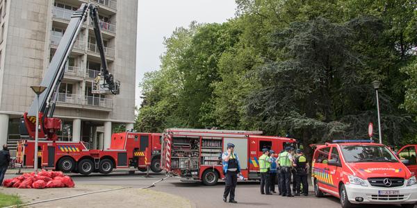 Brandweer Zone Antwerpen zoekt oefenlocaties