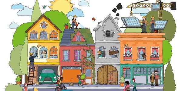 Infomoment: samen BENOveren met de buren, is samen beter renoveren.