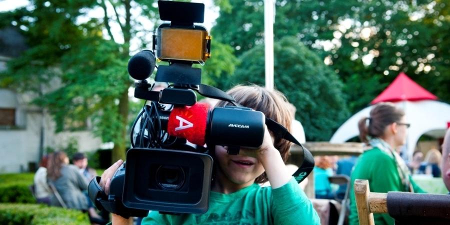 Camera jongen wijkbudget