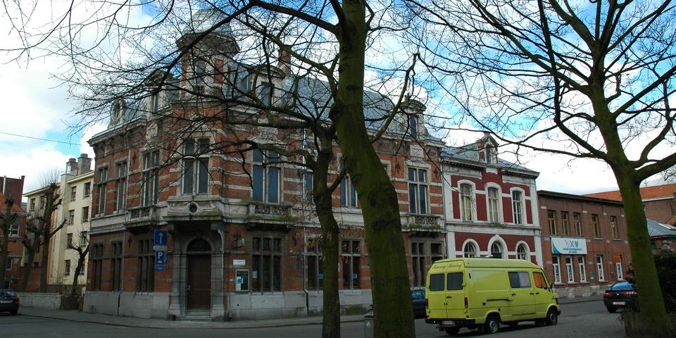 Bibliotheek Sint-Andries
