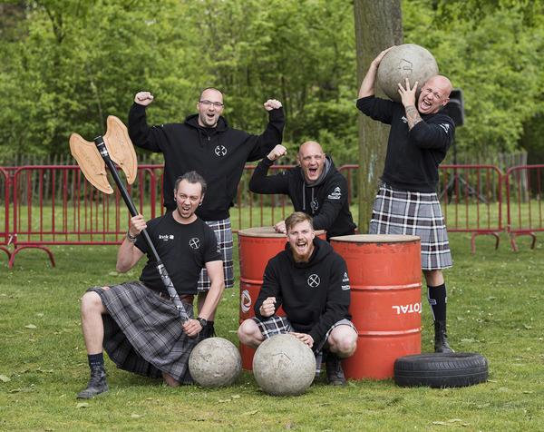 Antwerp Highlanders