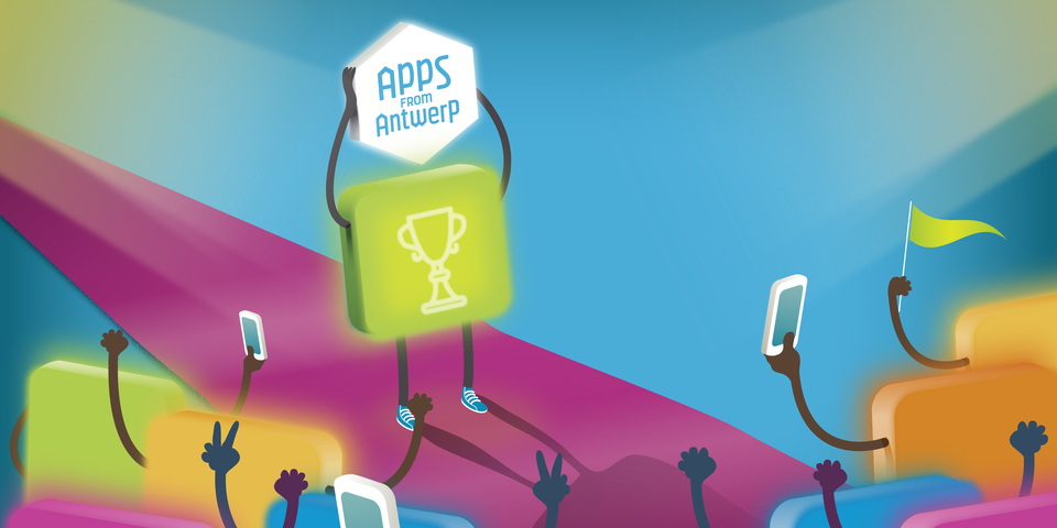 winnaars apps from antwerp 2016