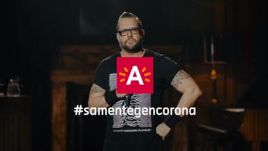 'Efkes serieus': comedians tegen corona