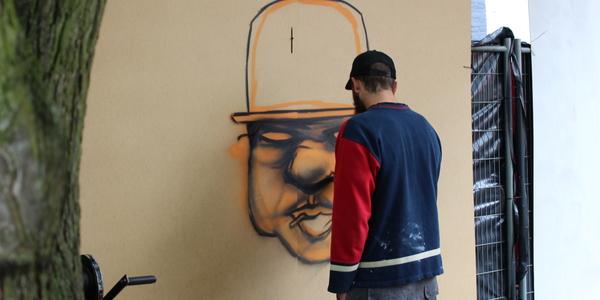 workshop graffiti jongerencentrum