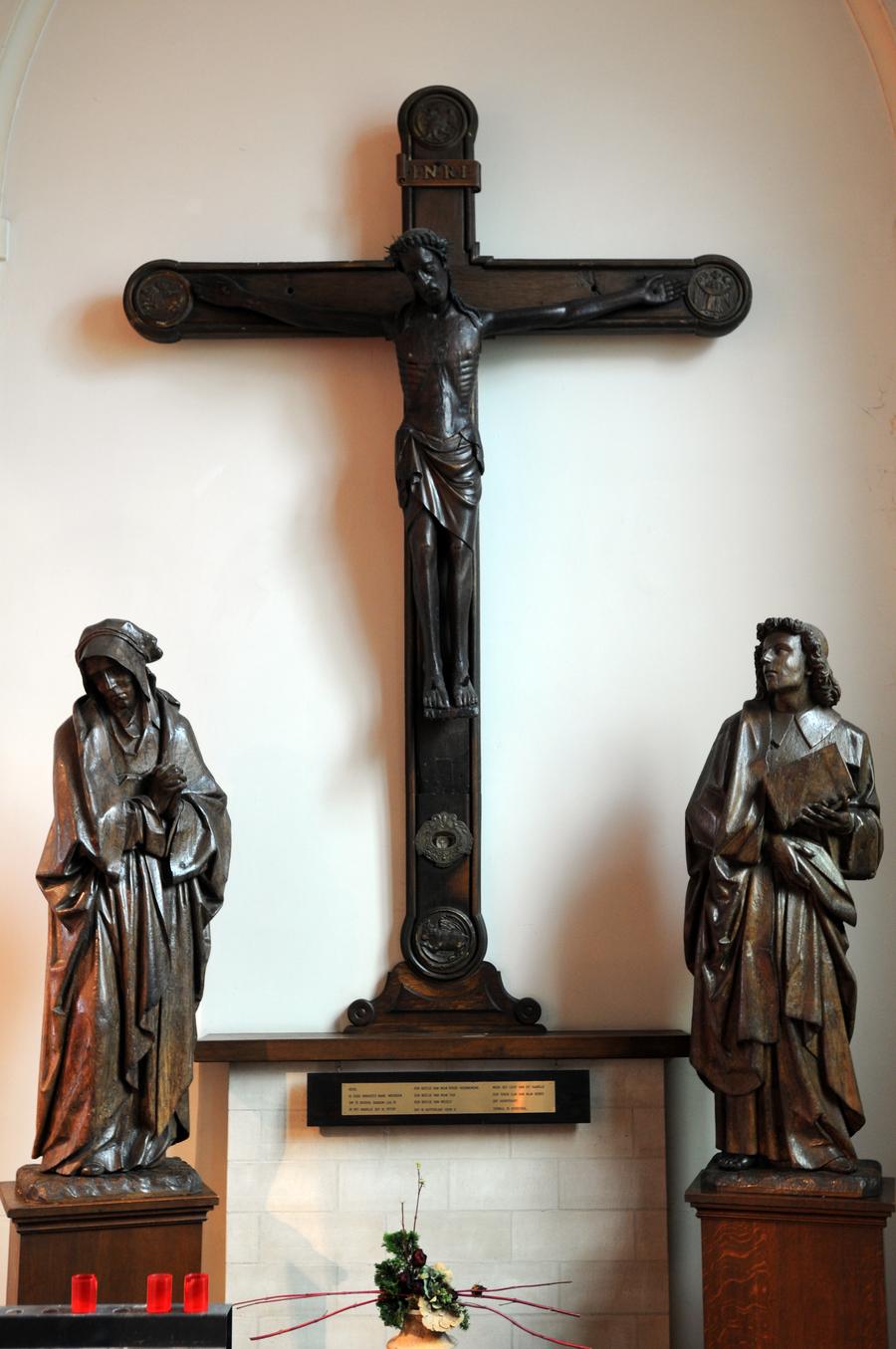Kruisbeeld de Zwarte God