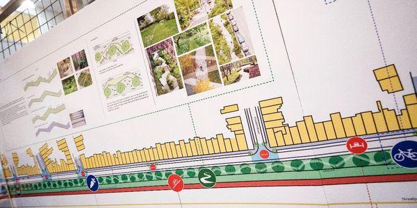 conceptplan Saffierstraat