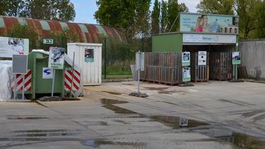 Recyclagepark Zandvliet sluit dit najaar