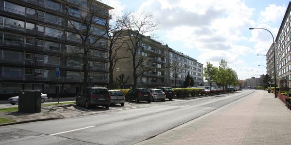 Victor Govaerslaan - wijk Lambrechtshoeken
