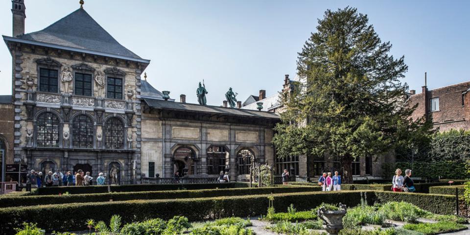 Culturele wandeling in het Rubenshuis