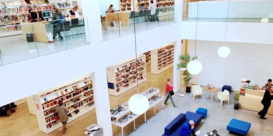 Bibliotheek Bist | Info | Antwerpen.be