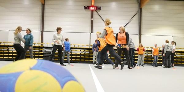 Trainers in actie tijdens de opleiding Start2coach
