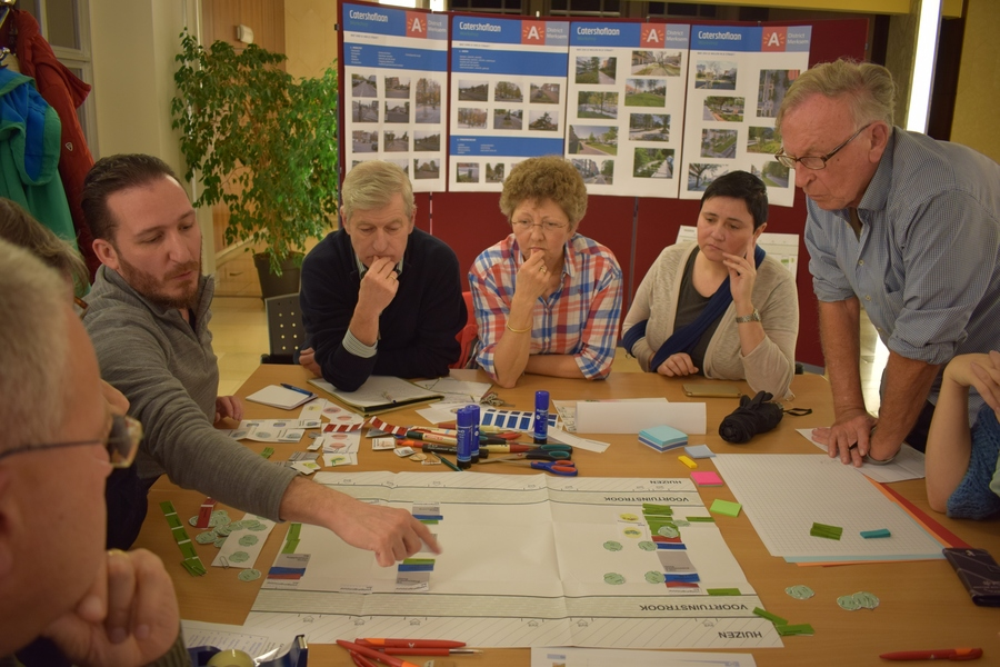 Workshop 27 januari - ontwerpen van de straat