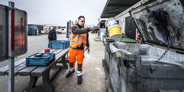 containerpark Wilrijk