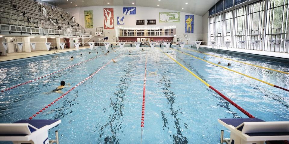 Olympisch zwemcentrum wezenberg in antwerpen info for Zwembad belgie