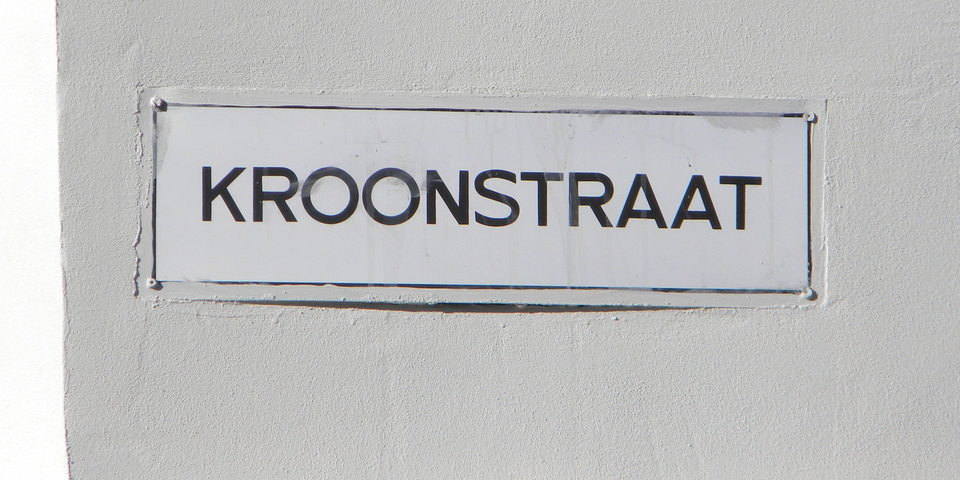 Heraanleg Kroonstraat