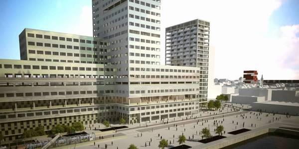 ZNA nieuwe ziekenhuis
