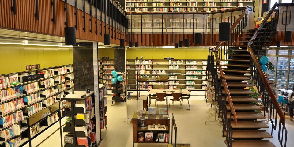 Bibliotheek driehoek adressen en openingstijden for Openingsuren interieur 2000