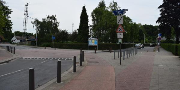 Terlindenhofstraat - Speelpleinstraat