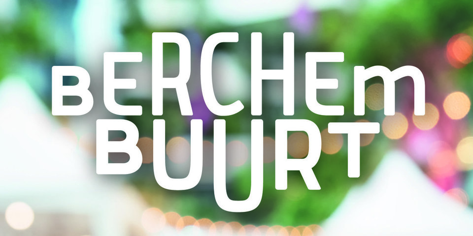 Letters van Berchem Buurt