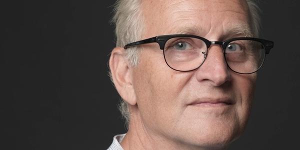 De Nederlandse schrijver Herman Koch.