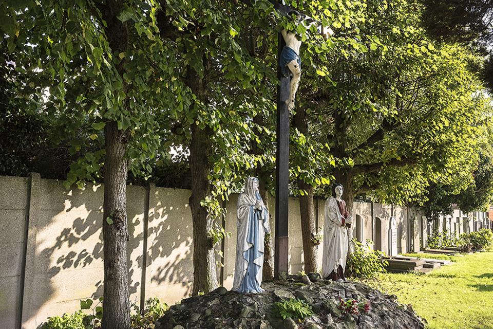 Begraafplaats Sint-Rochus