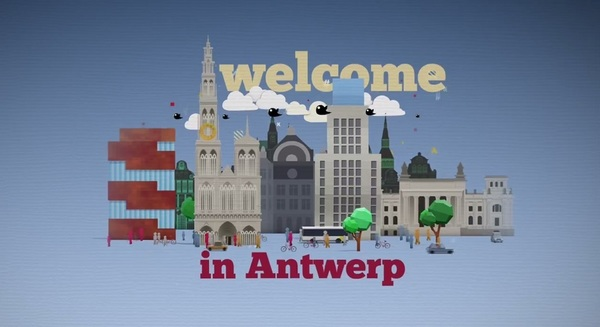 Welcome in Antwerp