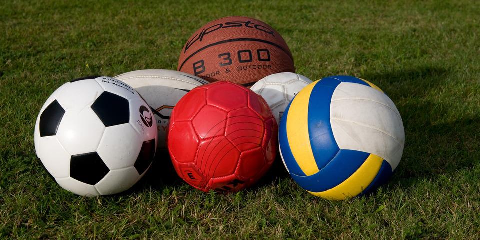 Ballen van de Sporting A-uitleendienst