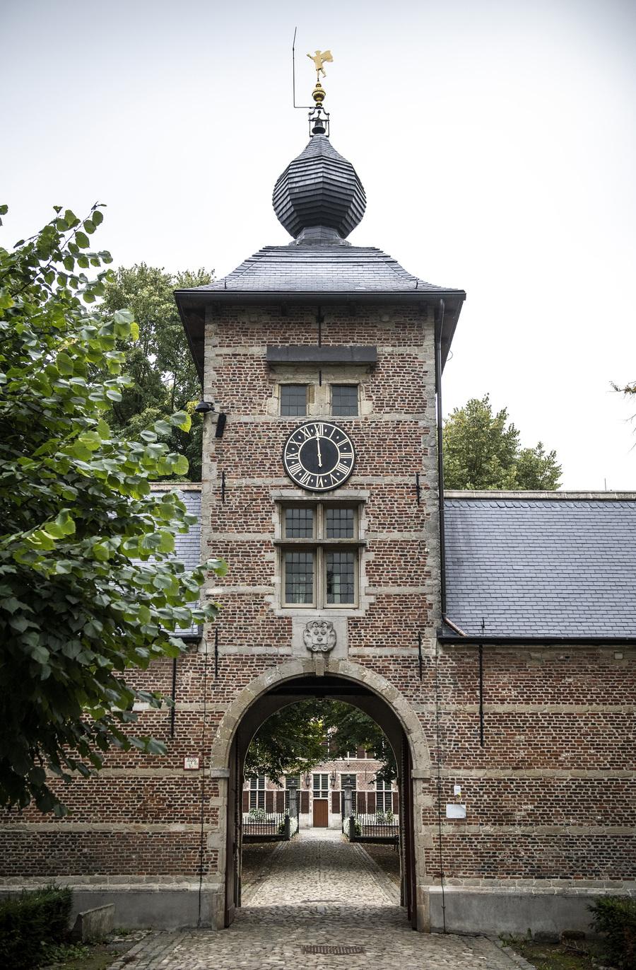 Poortgebouw districtshuis Ekeren