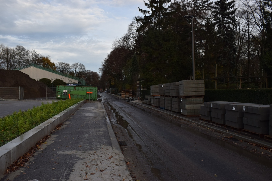 Fase 3  - Speelpleinstraat (november 2018)