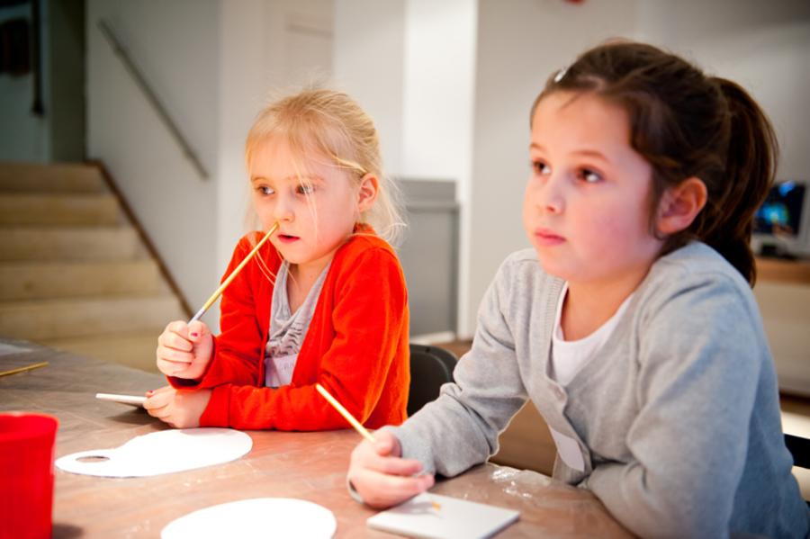 Vakantieatelier voor kinderen van 5 tot 12 jaar in de musea van de stad Antwerpen