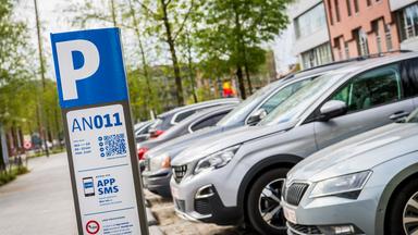 Uitbreiding bewonersparkeren in functie van park and rides Merksem en Luchtbal