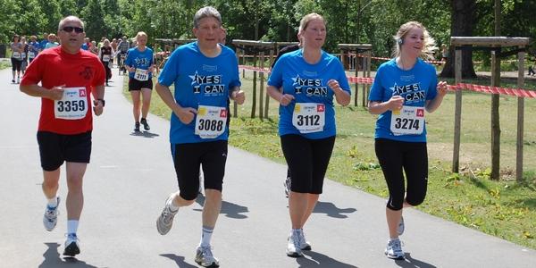 Na 12 of 16 weken 5 km lopen? Ook u kan het!
