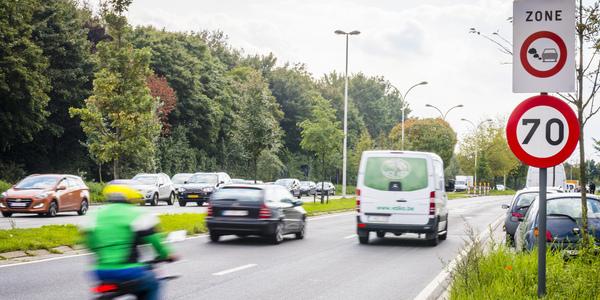 Lage-emmissiezone Antwerpen