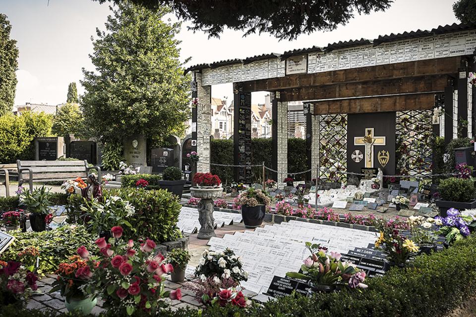 Begraafplaats Van Heybeeckstraat