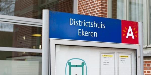 districtshuis Ekeren
