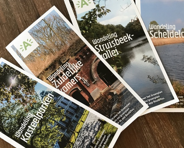 Download de wandelbrochure en ga op stap.