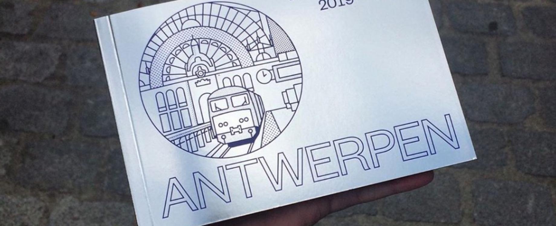 Studentengids Antwerpen