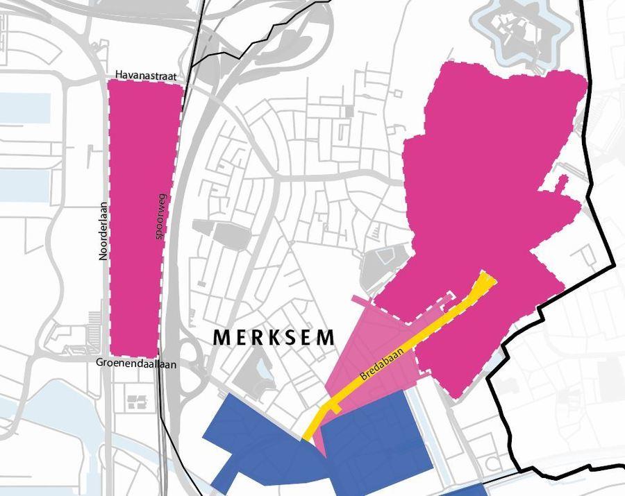 Uitbreiding in Merksem en Luchtbal vanaf oktober 2021