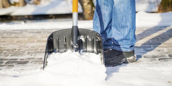 Sneeuwvrij maken